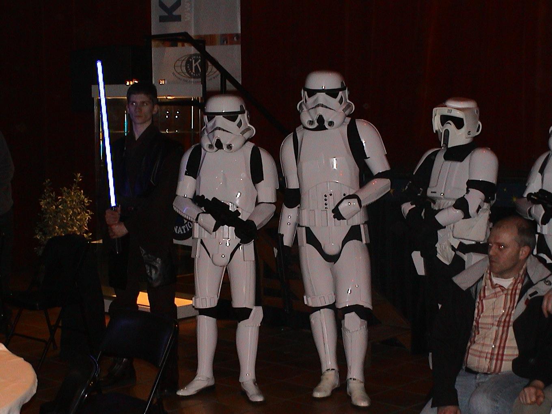 Photo 78 - Un Jedi parmi l'Empire.