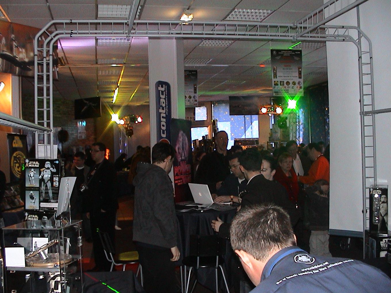 Photo 93 - Le stand de Mintinbox