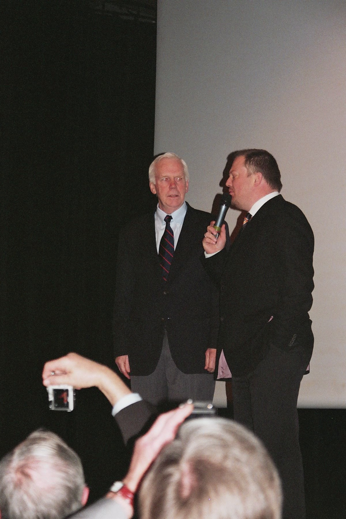 Photo 138 - Jeremy Bulloch (Boba Fett) et Mark Dermul