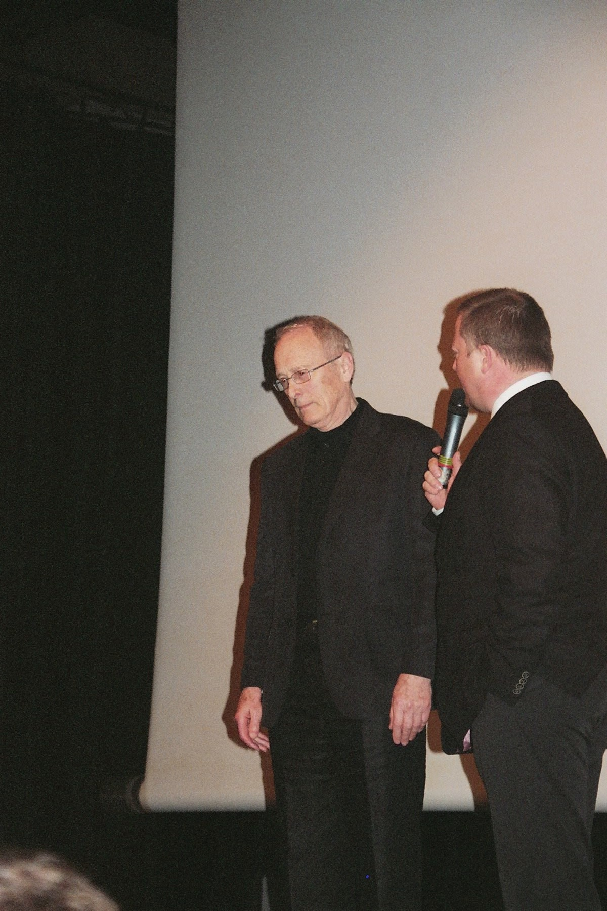 Photo 142 - Michael Culver (Capitaine Needa) et Mark Dermul