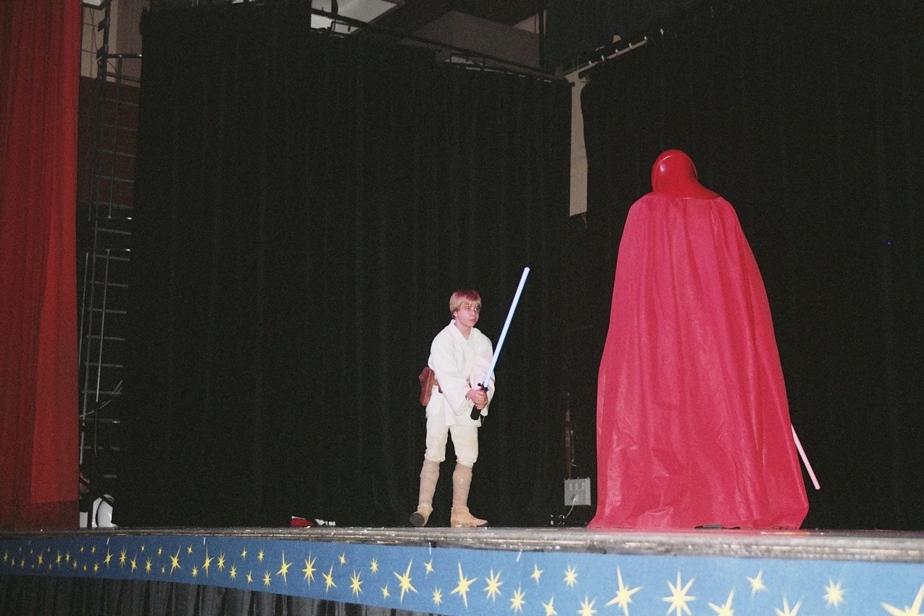 Photo 145 - Luke vs Garde Impérial