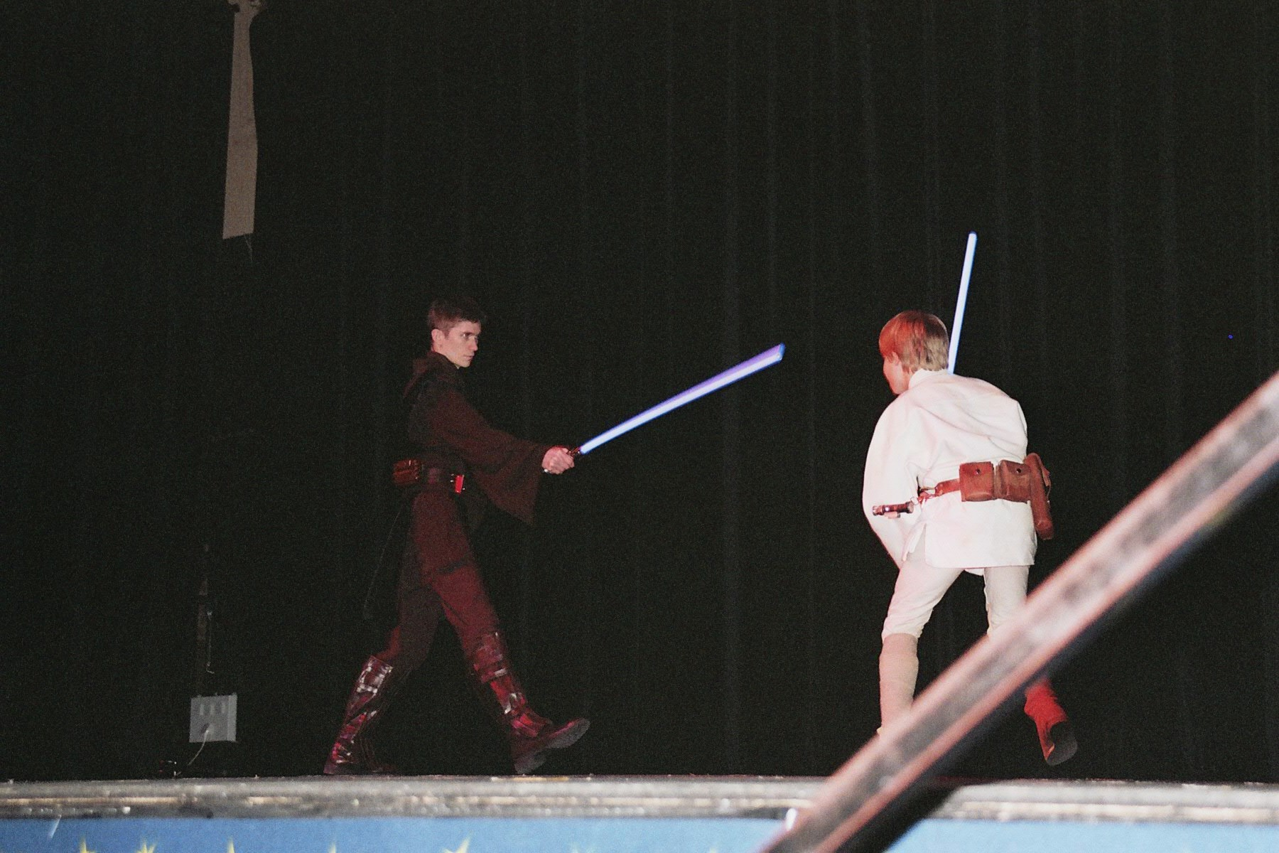 Photo 146 - Anakin vs luke