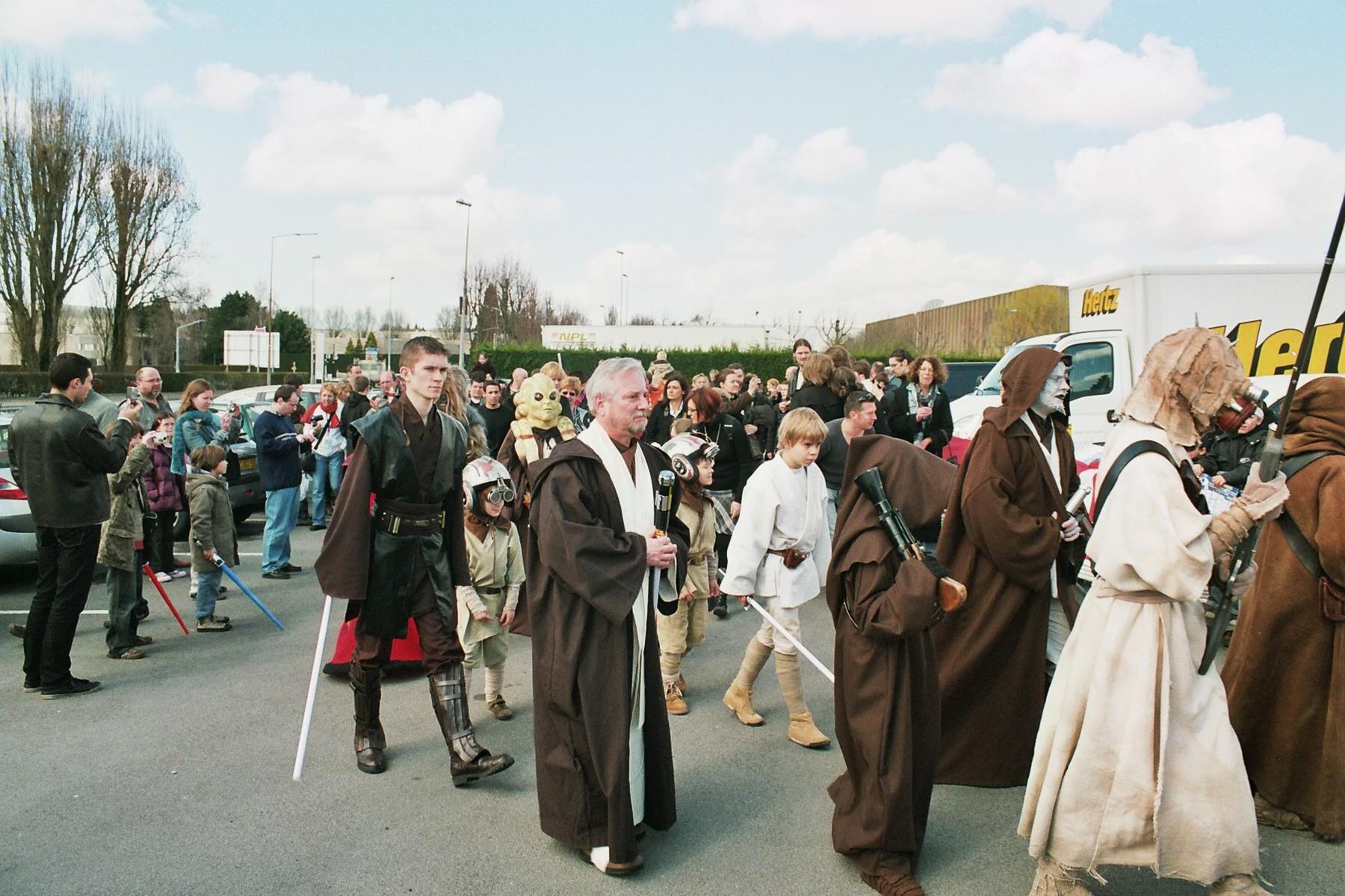 Photo 169 - Quelques Jedi