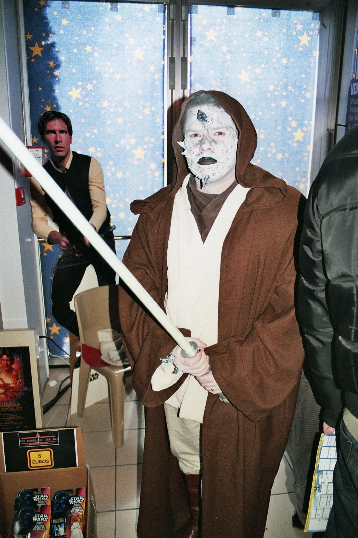 Photo 170 - Un Jedi mystérieux