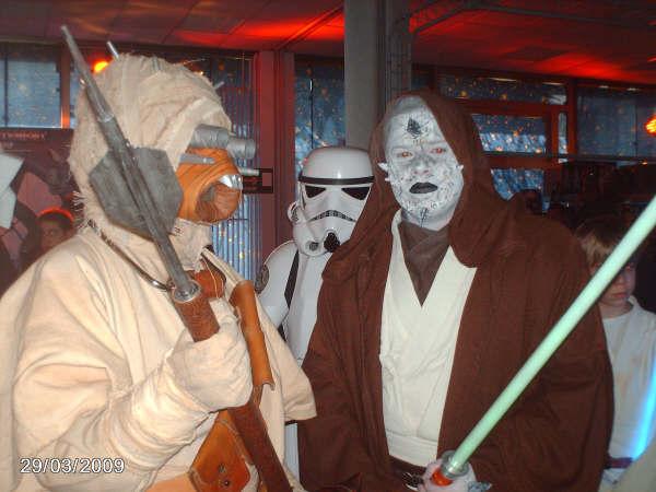 Photo 182 - Qui est ce Jedi?