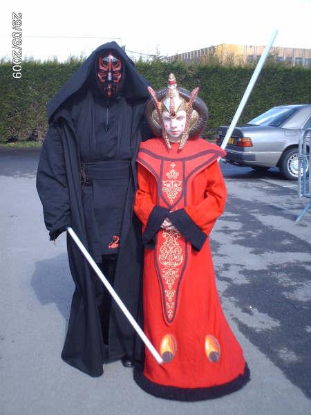 Photo 186 - Dark-silas et sa fille