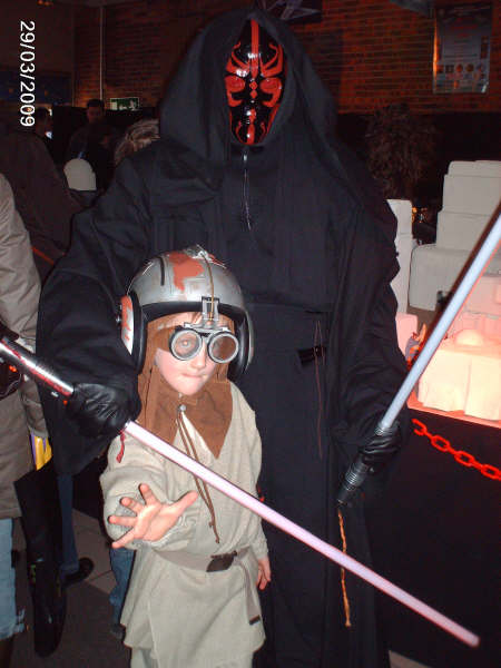 Photo 190 - Dark-silas s'occupe d'Anakin...