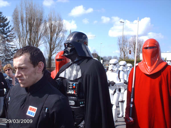 Photo 192 - Seigneur Vader