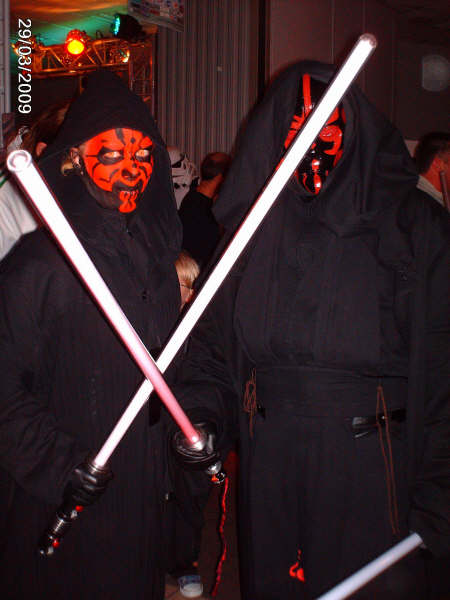 Photo 199 - Darth Maul et dark-silas