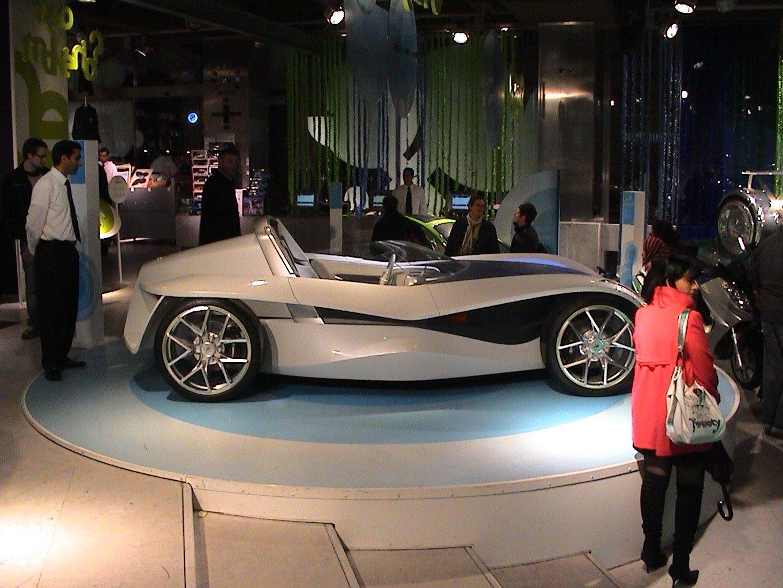 Photo 17 - Un prototype Peugeot