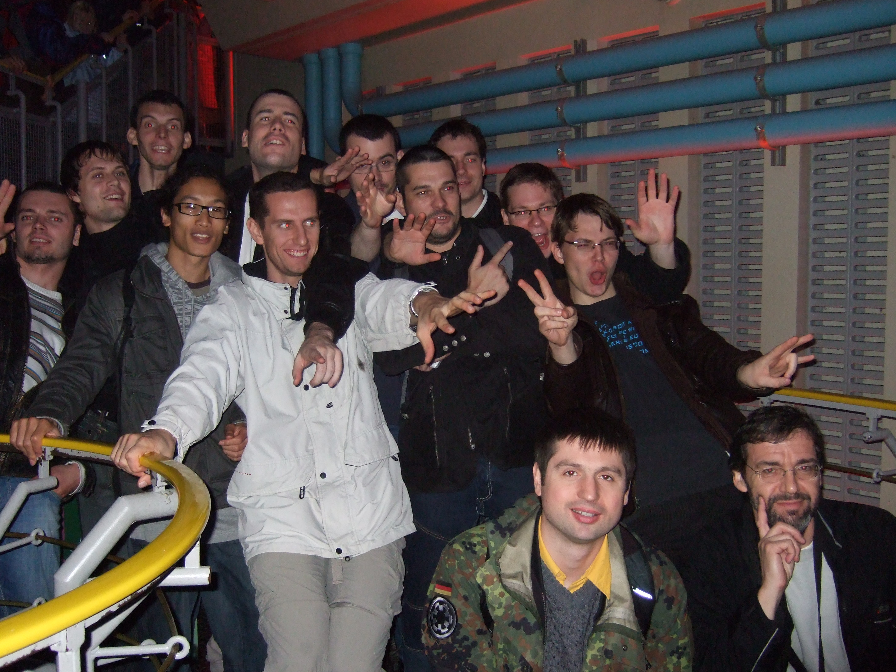 Photo 16 - Kardass, c3po75, will-jacen, obionescarabi, dref, Skarn, padawanthrawn, mouleu, Anakin07, Alpha8, Joruus29, boba.fett7, Jeff