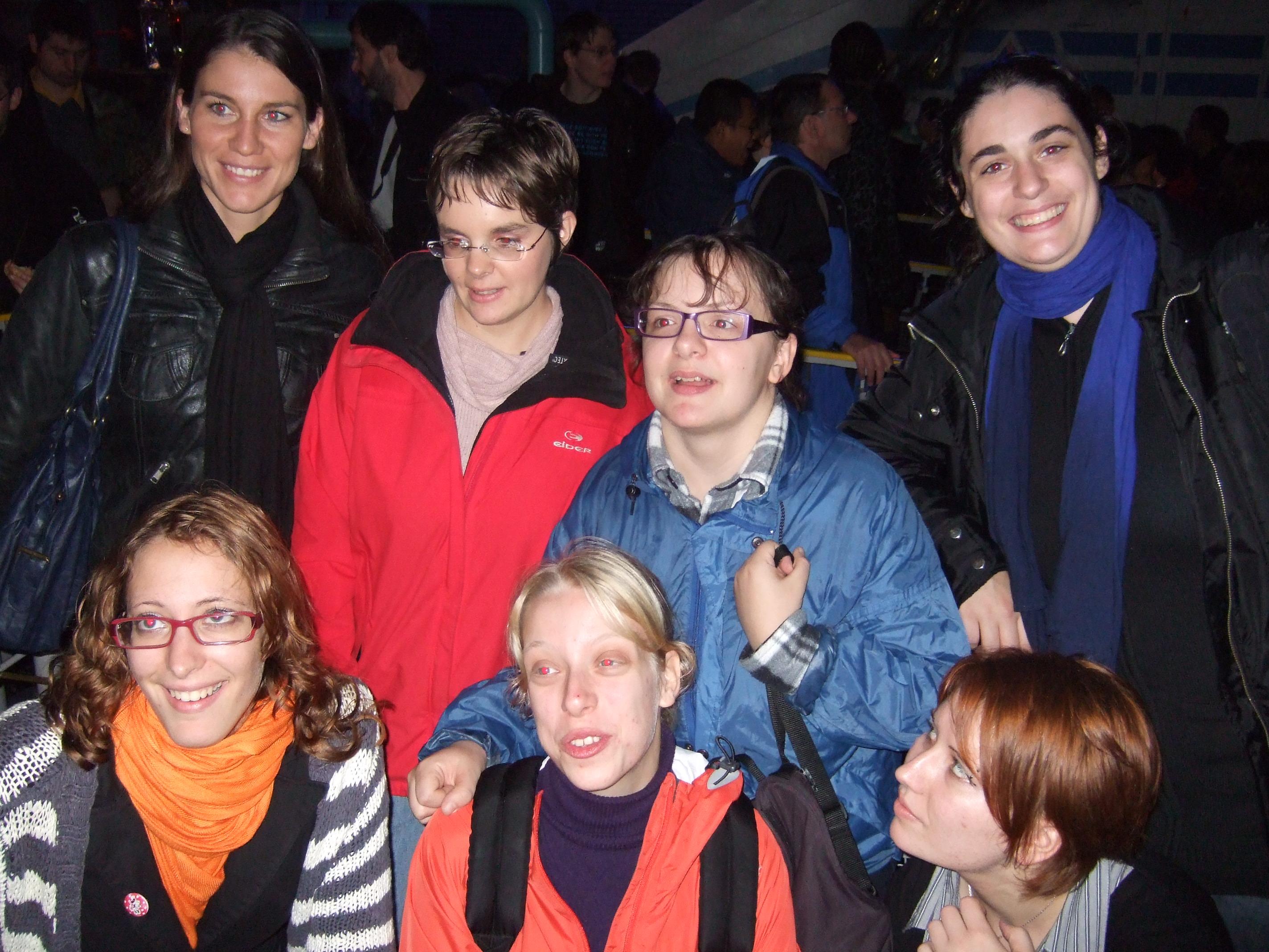Photo 17 - geekette, Mara_Jade, AngeSolo, Camie, maggy, Padmeia, Kenda