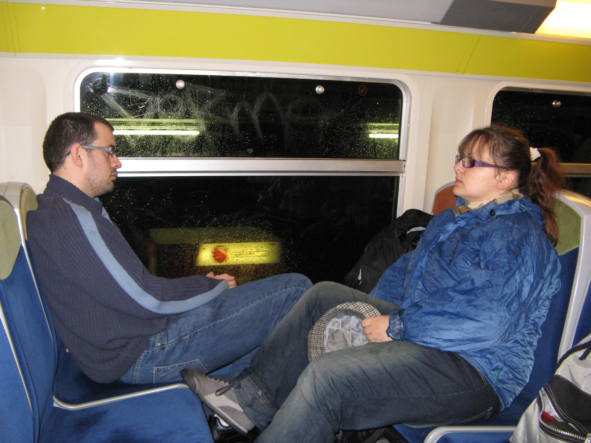 Photo 24 - Boba.fett7 et Padmeia dans le RER