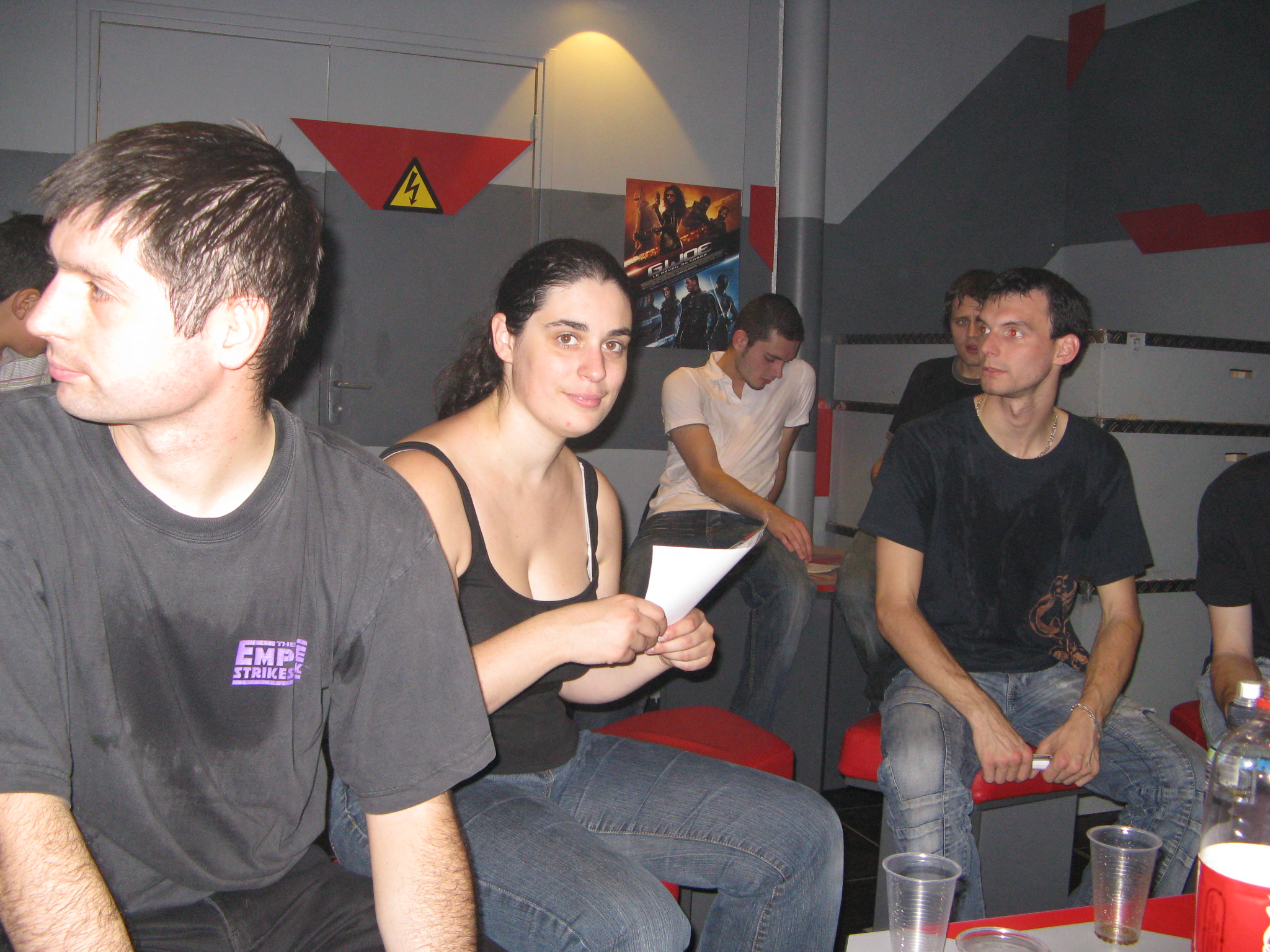 Photo 83 - Kardass, Kenda, will-jacen, Anakin07 et Alpha8