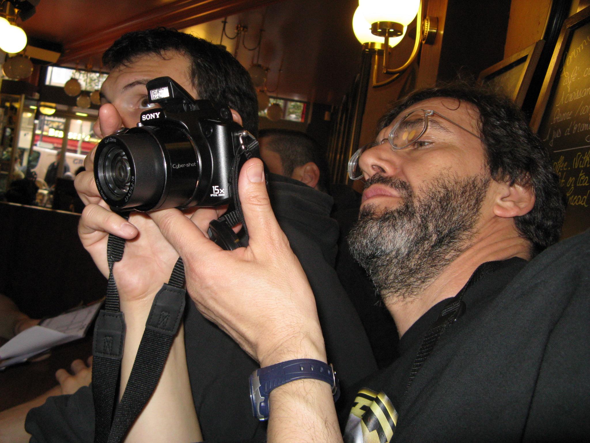 Photo 89 - C3po75 prend une photo