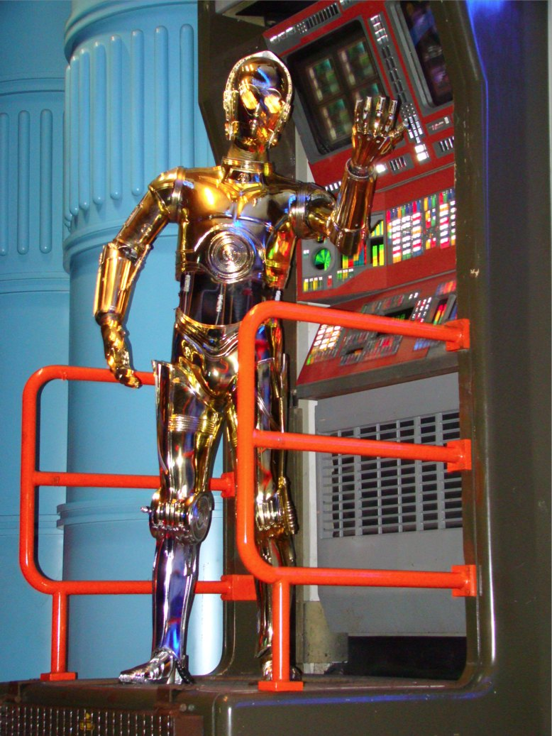 Photo 131 - Encore c3po!