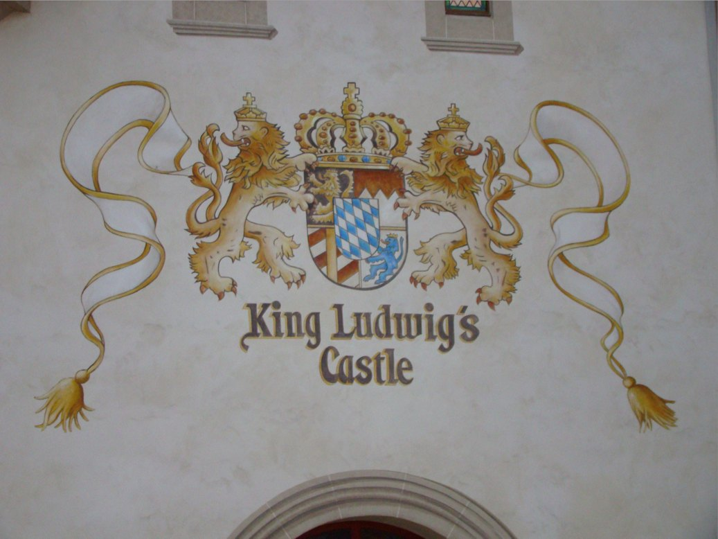 Photo 158 - Le chateau de Ludwig