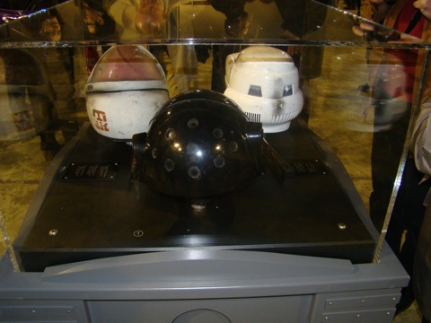 Photo 41 - Les casques vus de derrière