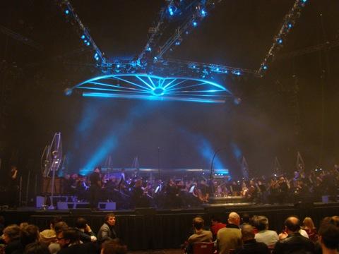 Photo 46 - Le concert commence!