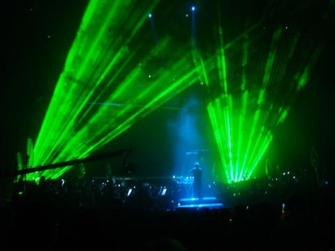 Photo 52 - Les lasers du Concert