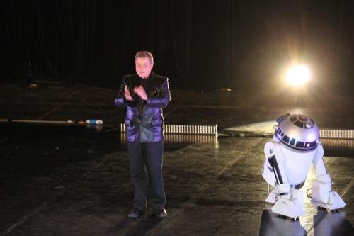 Photo 6 - R2D2 annonce Mark Hamill