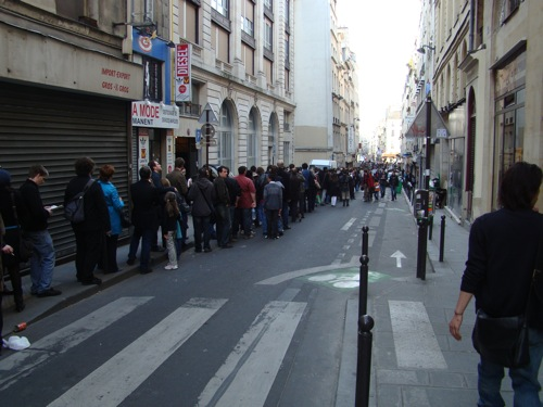 Photo 26 - Une petite queue?