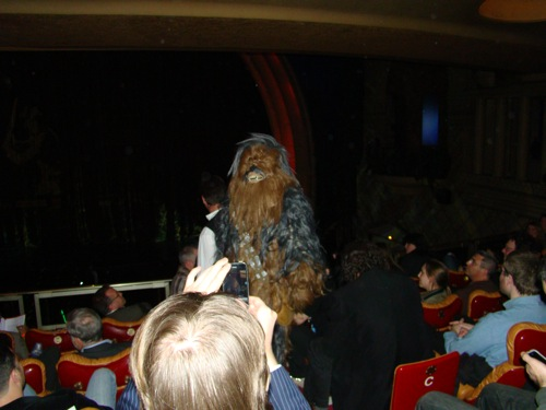 Photo 30 - Oh le wookie!