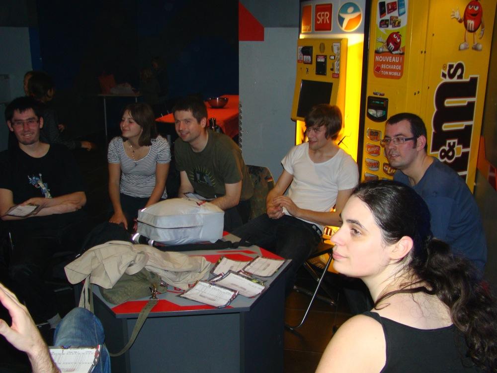 Photo 8 - Joorus, jenna-malyo, Kardass, anakin07, boba.fett7 et Kenda