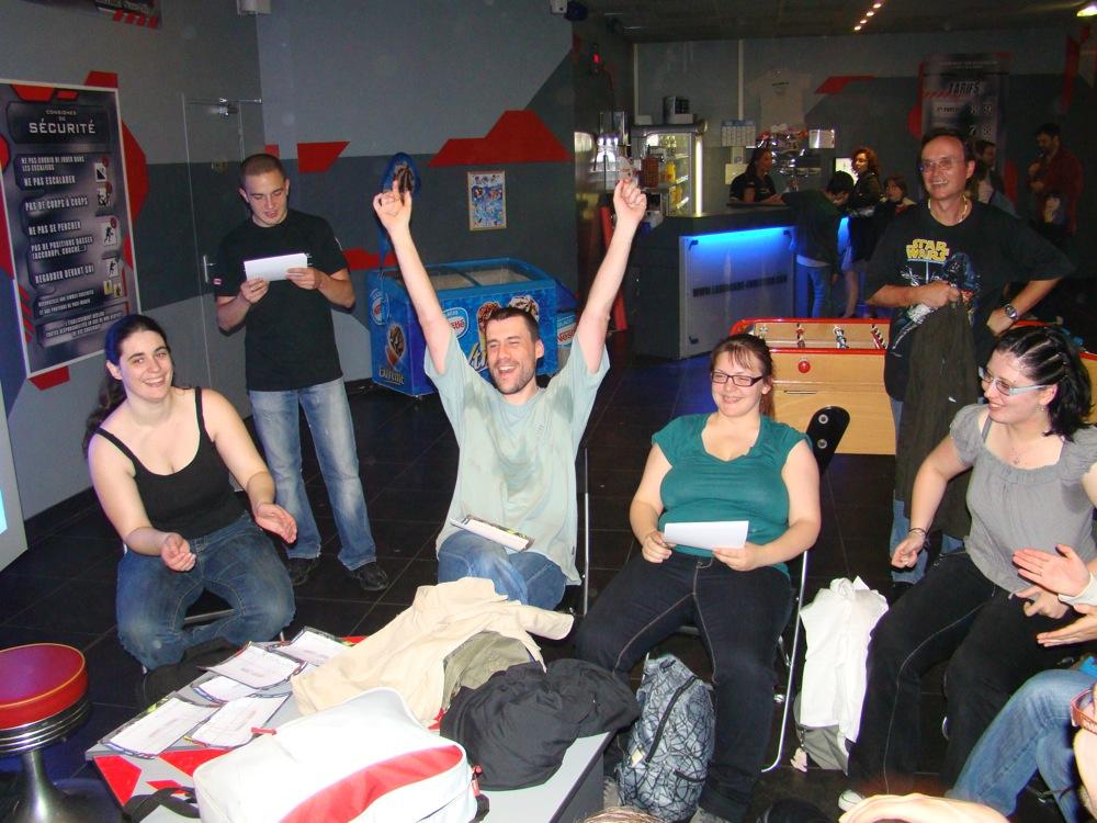 Photo 10 - Kenda, lasergameman, Joruus29, Padmeia et AngeSolo