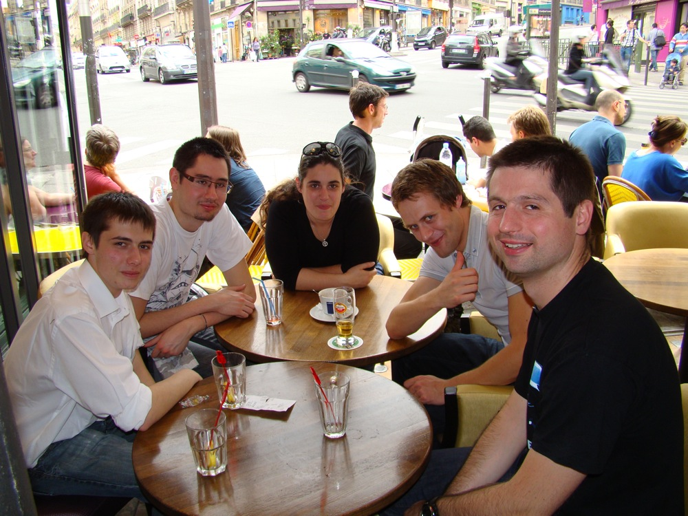 Photo 8 - Huge, Joorus, kenda, anakin07 et Kardass