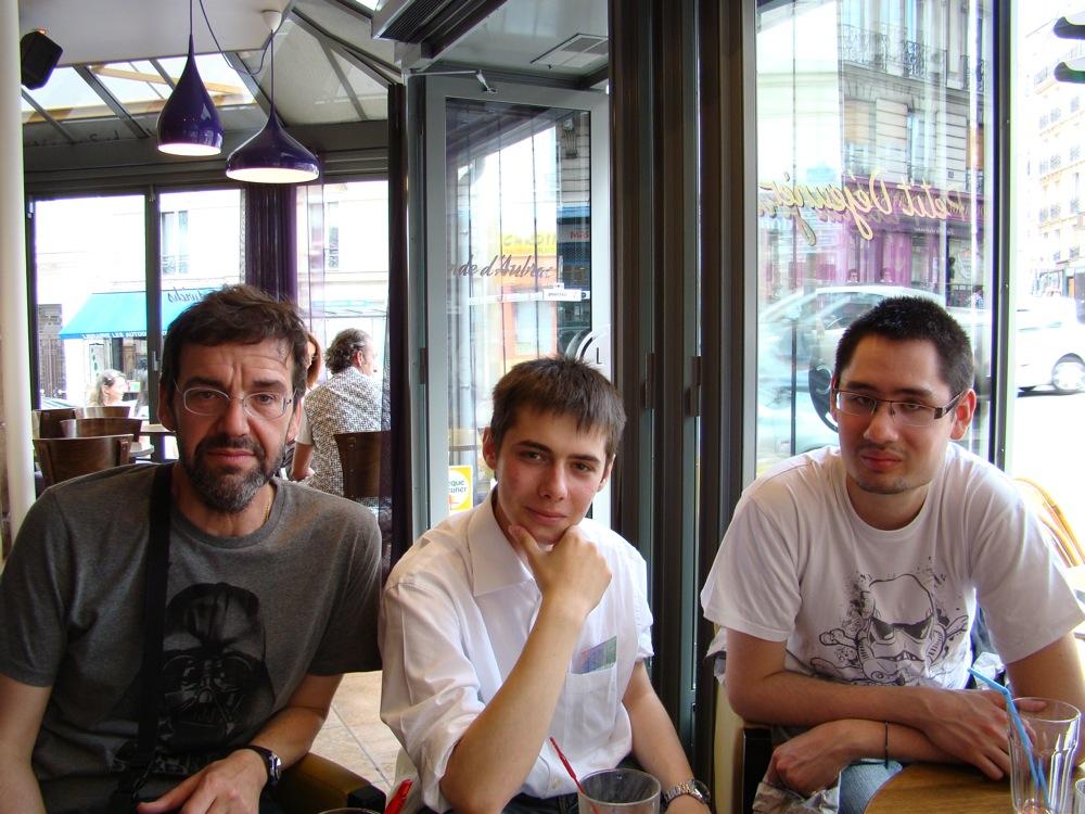 Photo 9 - C3po75, Huge et Joorus