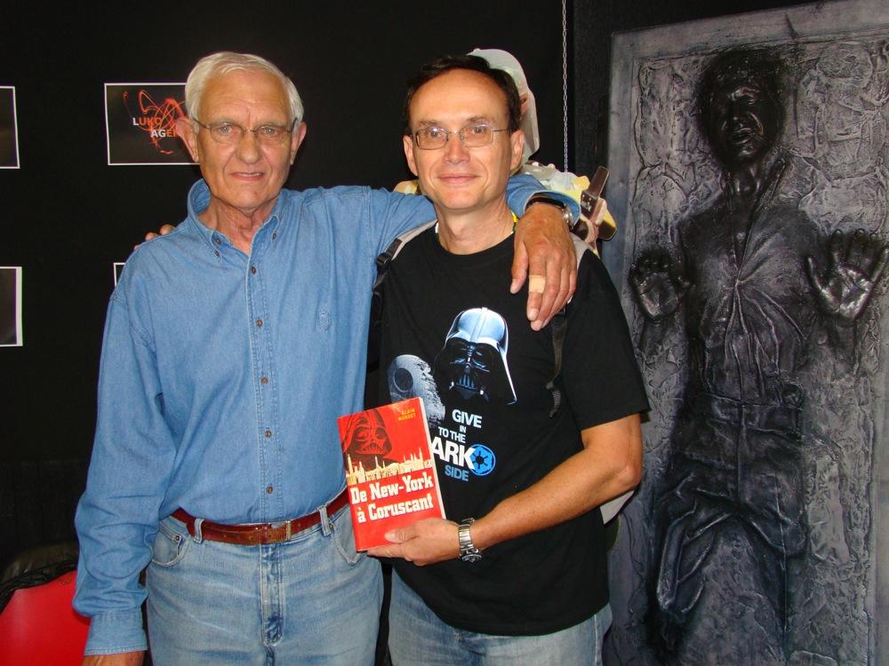 Photo 69 - Alan Harris (Bossk) et Darkalain