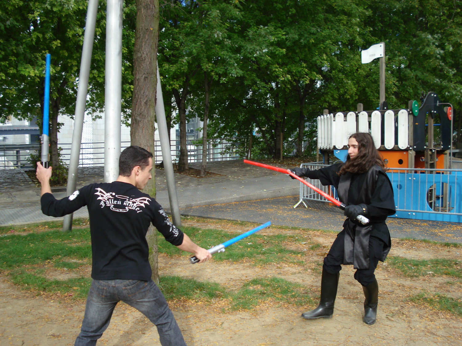Photo 47 - Jedi vs Sith