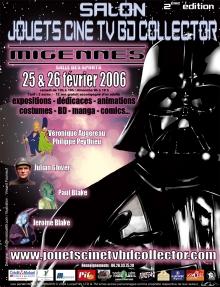 Jouets Ciné TV BD Collector 2006