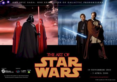 The Art of STARWARS