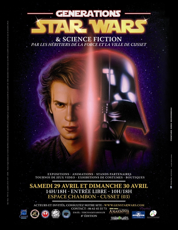 Générations STARWARS