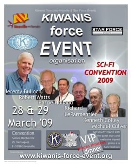 Kiwanis Force Event
