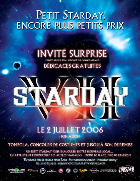 Starday 7