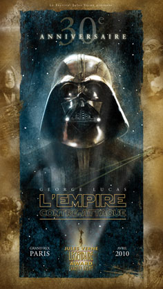 The Empire Strikes Back au Grand Rex