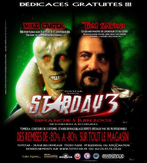 Starday 3