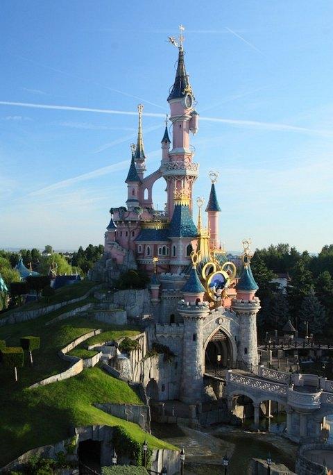 Disneyland Novembre 2010