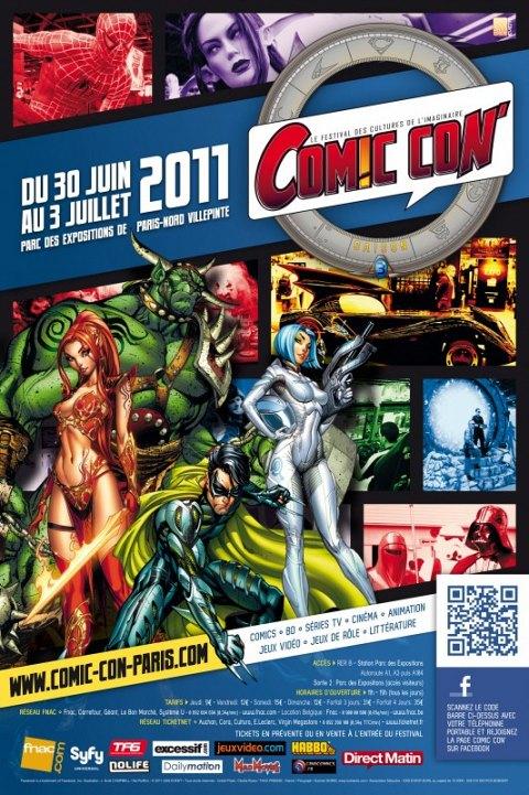 Comic Con France 3