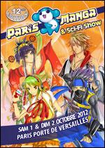 Paris Manga 12