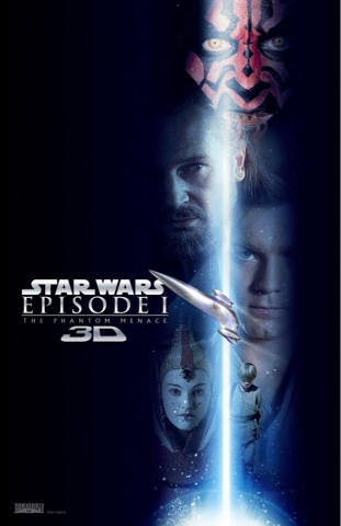 <Star Wars : Episode I - La Menace fantôme 3D