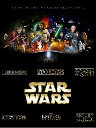 Hexalogie Star Wars au Grand Rex