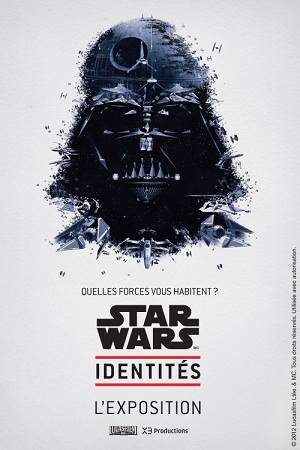Star Wars Identities Paris