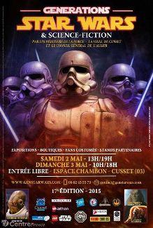 Génerations Star Wars et science fiction 17