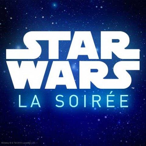 Soirée spéciale Star Wars Episode VII : Le Réveil de la Force