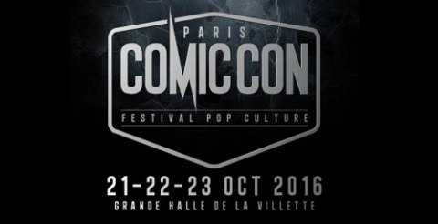 Comic Con Paris 2016
