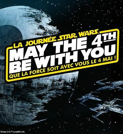 La Journ�e Star Wars